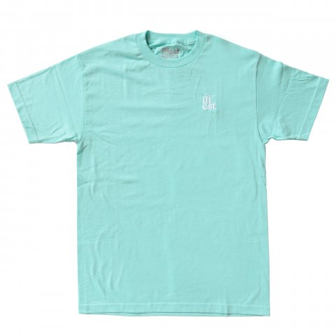 illest  BOGO EMBROIDERY TEE MINT
