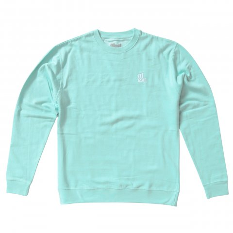 illest  BOGO EMBROIDERY CREW NECK MINT