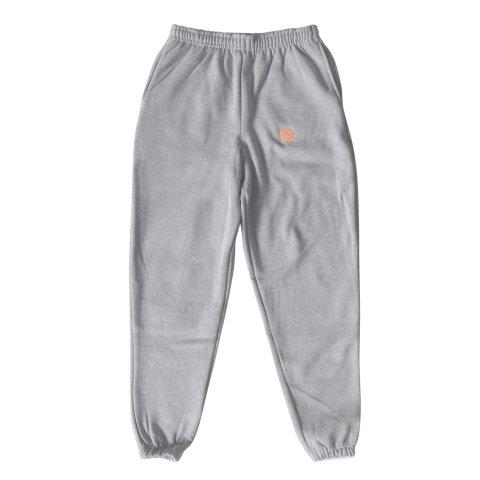 Hectopascal  HCTO Sweat Pants Heater Gray / Neon Orange