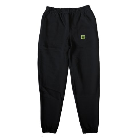 Hectopascal  HCTO Sweat Pants Black/Reflector/Max yellow