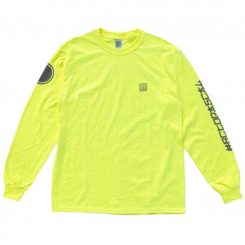 Hectopascal  HCTO Long Sleeve Max Yellow/Reflector