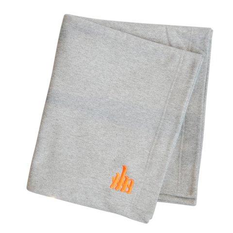 Hectopascal  HCTO Blanket Heather Grey/Neon orange