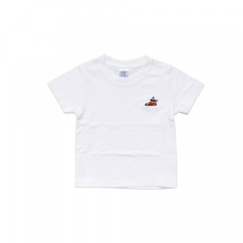 Hectopascal  SUU KIDS T Shirts WHITE/SUU
