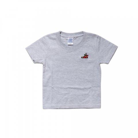 Hectopascal  SUU KIDS T Shirts HEATHER GRAY/SUU