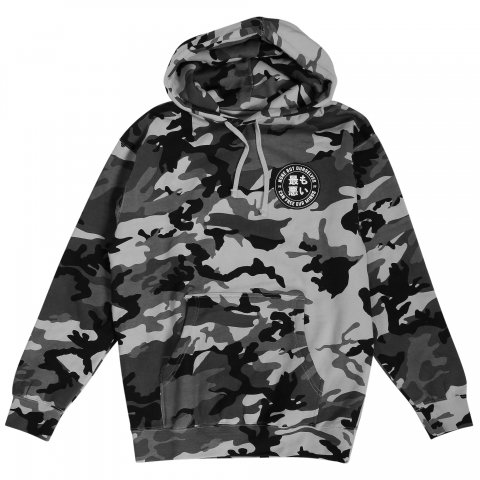 illest  ILLEST VICTORY CAMO HOODIE  WHITE CAMO
