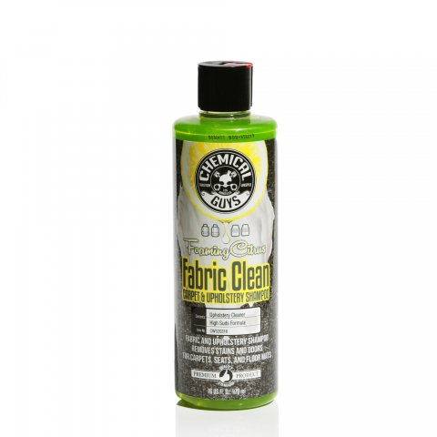 Chemical Guys  FABRIC CLEAN 内装生地専用シャンプー 16oz/473ml