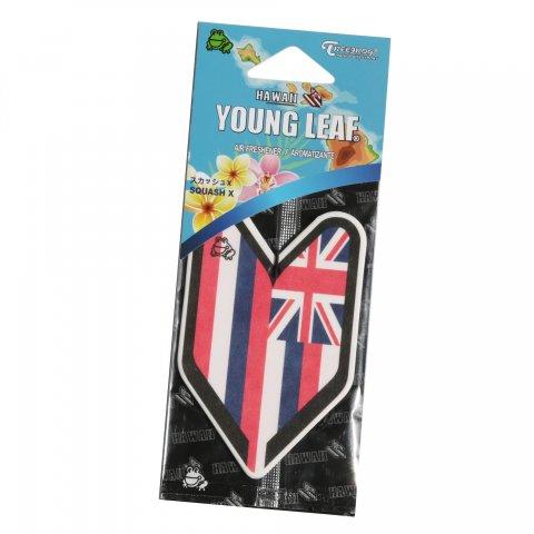 SUNRISE  YOUNG LEAF Air Freshener スカッシュの香り