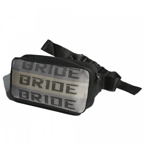 BRIDE  SHOULDER BAG TAN/BLACK