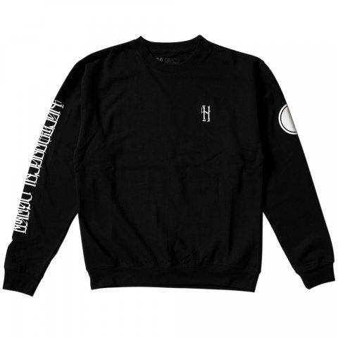 Hectopascal 2020 S/S   Logo Long Sleeve Tee  Black×White