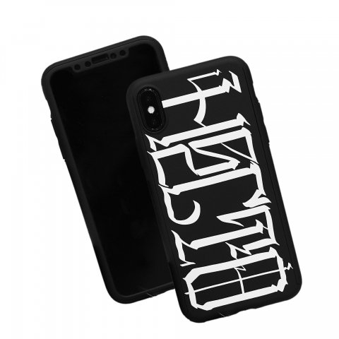 Hectopascal 2020 S/S   iPhone 10 Case/Black