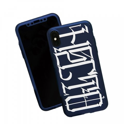 Hectopascal 2020 S/S   iPhone 10 Case/Blue