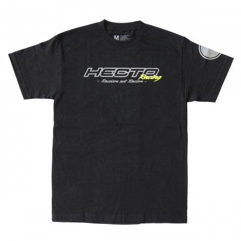 Hectopascal  HECTO XX Racing Tee  Black×Reflector