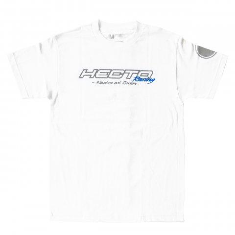 Hectopascal  HECTO XX Racing Tee  White×Reflector