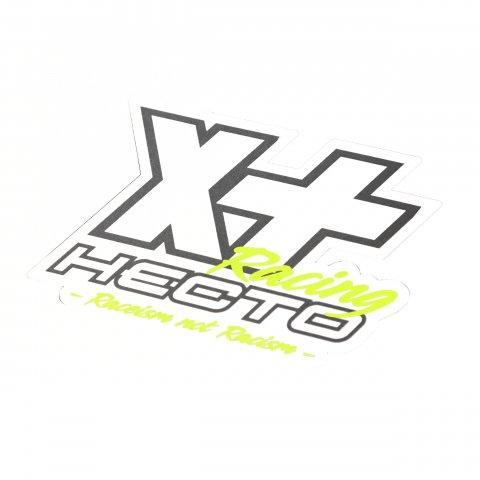 HECTOPASCAL   HECTO XX Racing STICKER