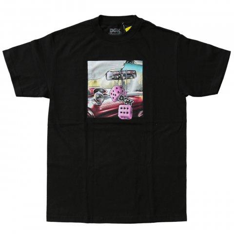 DGK  Pursuitin' T-Shirt Black