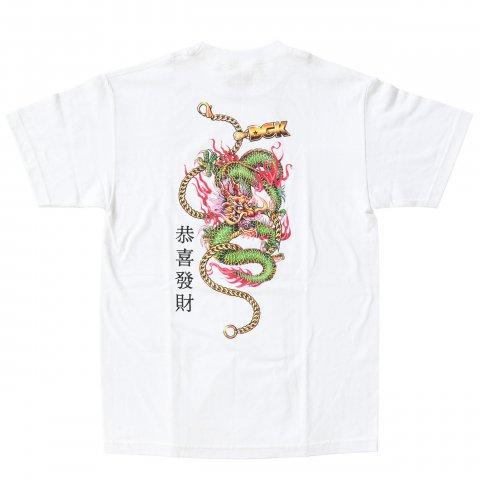 DGK  Prosperity 2.0 T-Shirt White