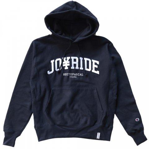 Hectopascal Original  JOYRIDE Champion Pullover Navy/White