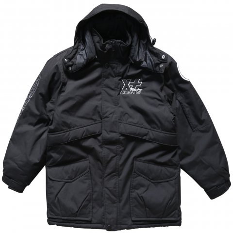 Hectopascal  KILLEM HEAVYWEIGHT JACKET Reflector/Black