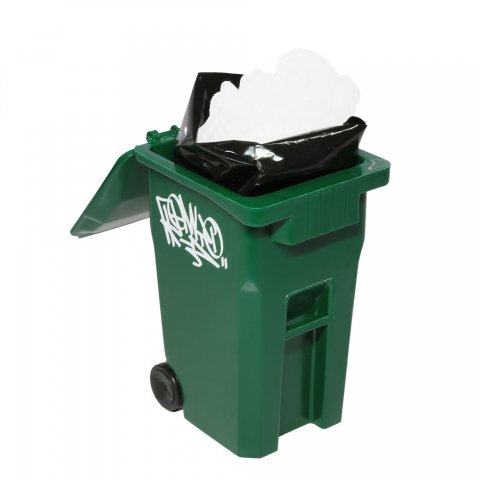 TYO TOYS  REMIO TRASH BIN GREEN