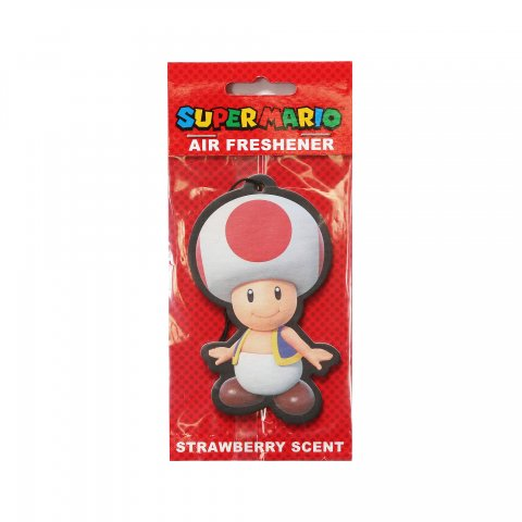 SUPER MARIO  KINOPIO Air Freshener