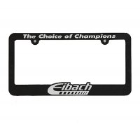 Eibach  license plate frames