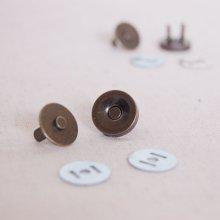 マグネットボタン(14mm)2個組