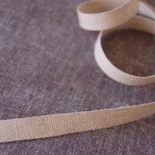リネン平織テープ 10mm幅 1mカット