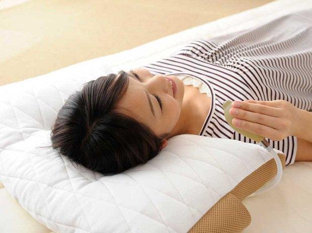 エアバック高さ調整枕 「レ・ムール ソフト」