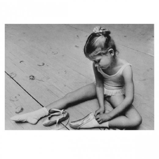 フランスポストカード(ballerine-C)