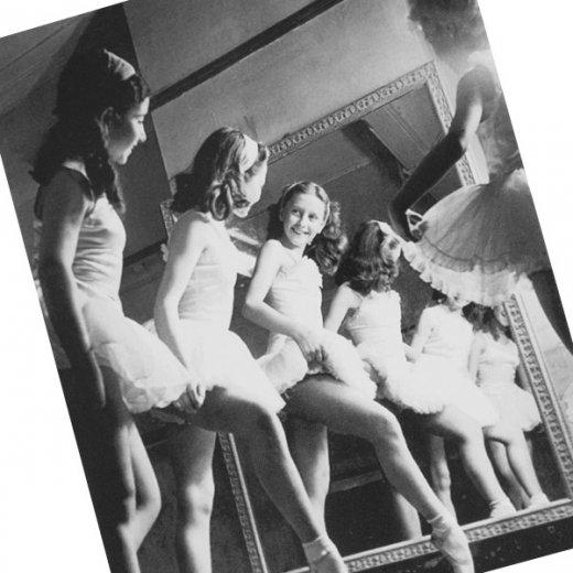 フランスポストカード(ballerine-D)【画像2】