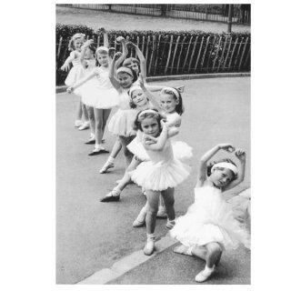 フランスポストカード(ballerine-E)