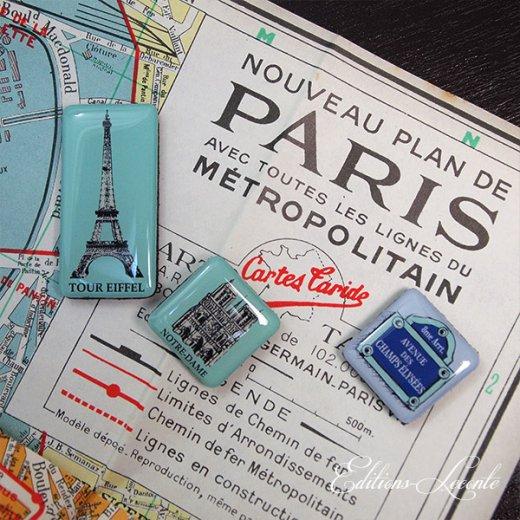 フランス マグネット エディションルコント【wecome in paris】【画像8】