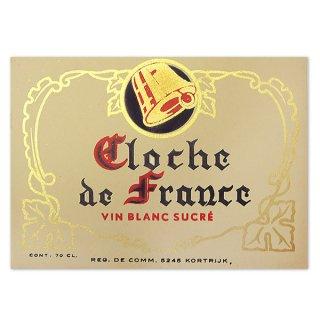味紙 ラベル チケット 伝票 フランス ヴィンテージ リキュールラベル【Gloche de france】