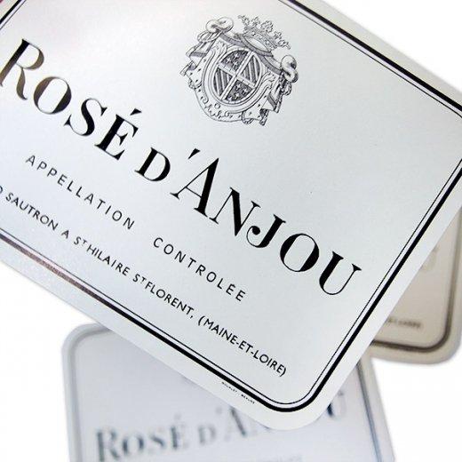 フランス ヴィンテージ リキュールラベル【ros? d' anjou】【画像3】
