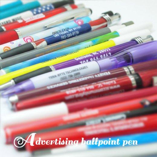 デッドストック USA アドバタイジング ボールペン【12本set】【画像2】
