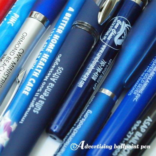 デッドストック USA アドバタイジング ボールペン【12本set】【画像3】