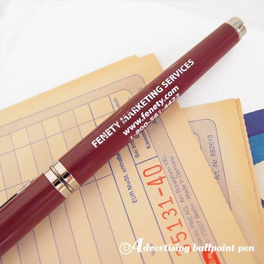 デッドストック USA アドバタイジング ボールペン【12本set】【画像5】