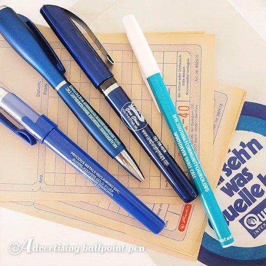 デッドストック USA アドバタイジング ボールペン【12本set】【画像6】