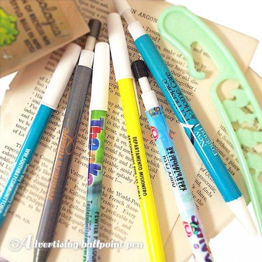 デッドストック USA アドバタイジング ボールペン【12本set】【画像8】