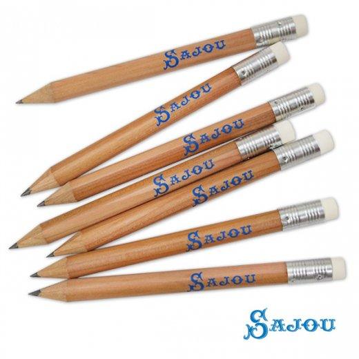 フランス SAJOU ロゴペンシル 鉛筆