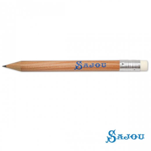 フランス SAJOU ロゴペンシル 鉛筆【画像2】