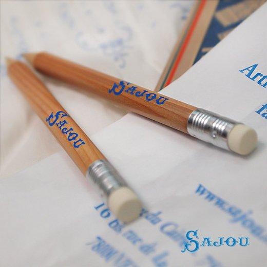 フランス SAJOU ロゴペンシル 鉛筆【画像5】