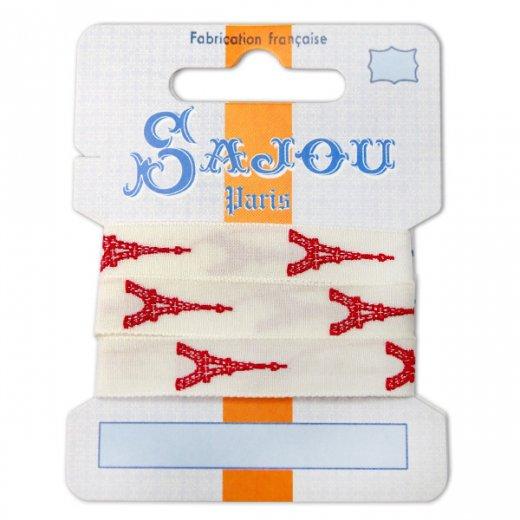 フランス SAJOU リボンテープ  【Eiffel 1M巻き】 【画像2】