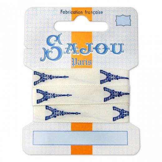 フランス SAJOU リボンテープ  【Eiffel 1M巻き】 【画像4】