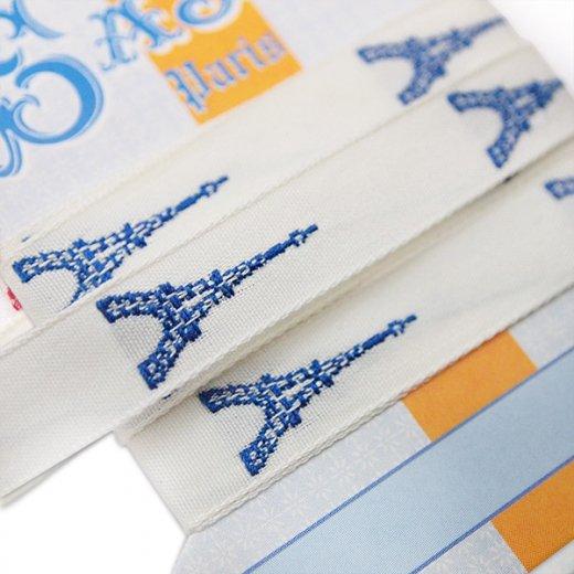 フランス SAJOU リボンテープ  【Eiffel 1M巻き】 【画像5】