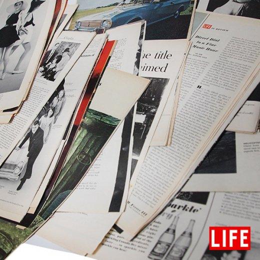 【予約商品】USA LIFE 雑誌 切り抜き ランダム 100枚セット (発送まで7日営業日程お時間いただいております)【画像4】