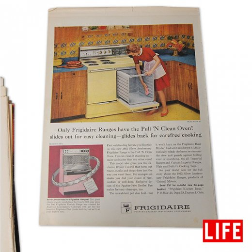 USA LIFE雑誌 切り抜き ランダム 100枚セット