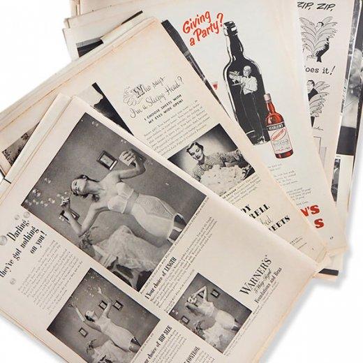 【廃番・取扱い終了商品】USA LIFE 雑誌 切り抜き ランダム 100枚セット【画像8】