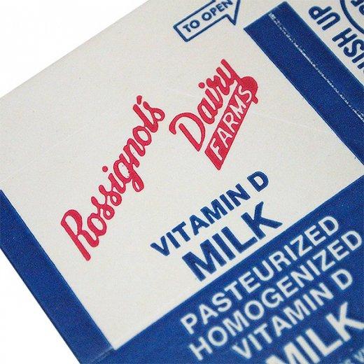 1960年代 デッドストック パッケージ (ビタミンミルク)【画像4】