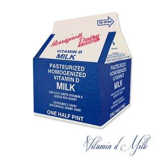 パッケージマニア 1960年代 デッドストック パッケージ (ビタミンミルク)